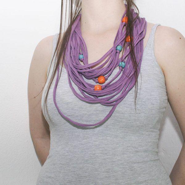 collar trapillo colores